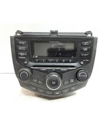 04 05 06 Honda Accord AM FM XM 6 CD radio receiver OEM 39175-SDA-L110  7BK1 - $109.39