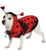 Rubies Ladybug Pet Costume Size Small 14-16 inc... - $8.41