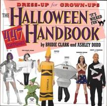 Halloween Handbook 2004 DIY adult party costumes Bridie Clark Ashley Dood - $10.77