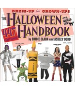 Halloween Handbook 2004 DIY adult party costumes Bridie Clark Ashley Dood - $10.77