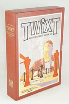 TWiXT Vintage 1962 Two or Four Person Strategy Bookshelf Board Game from 3M - $33.38