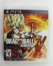 PS3 Dragon Ball XenoVerse (Sony PlayStation 3, 2015) No Manual Tested - $13.95