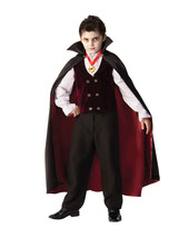 Rubie's Child's Gothic Vampire Costume, Large - £33.66 GBP