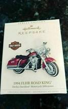 HALLMARK KEEPSAKE  HARLEY DAVIDSON 1994 FLHR ROAD KING - $17.12
