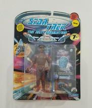 Star Trek The Next Generation Playmates Laforge Tarchannen Alien Action ... - $6.79