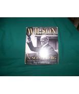 """""""Wilson""""-A. Scott Berg-- Read by Jeremy Bobbon on 11 Discs - $5.00"""