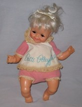 "SWEET Vintage 15"" 1970 Ideal PATTI PLAYFUL Doll - $125.59"