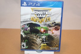 Monster Jam - Crush It! PS4 - PlayStation 4 - Factory Sealed NEW - FREE ... - $39.55