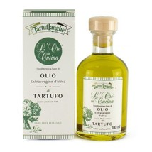 Tartuflanghe Oro in Cucina - Extra Virgin Olive Oil with Summer Truffle Slices - $29.25