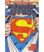 The Man Of Steel #1 By DC Comic Book 1986 Special Collectors Edition - $14.99