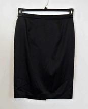St John Evening Silky Poly Stretch Pencil Skirt 14 Euc - $79.95