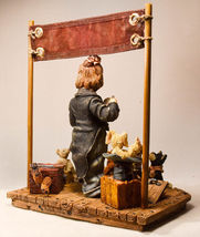 Boyds Bears: The Amazing Bailey... Magic Show at 4 - First Edition/3180 - #3518 image 7