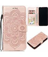 XYX Redmi Note 8 Wallet Case,Redmi Note 8 Case,[3D Mandala] PU Leather C... - $8.89