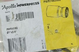 Apollo Powerpress PWR7482002 Carbon Steel Gas Press Reducer Bag of 5 image 3