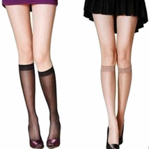 Women's Stockings, Nude Short hosiery - $8.99