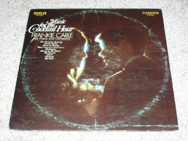 Frankie Carle Music for the Cocktail Hour [Vinyl] His Piano and Orchestr... - $4.95