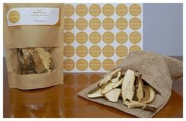 Greek Wild Porcini Dried Mushrooms In Slices 250-400gr ( 8.81-14.10oz ) - $55.78+