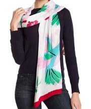 Kate Spade New York Scarf Hummingbird NEW - $67.32
