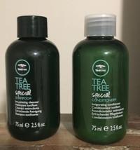 Paul Mitchell Tea Tree Special Shampoo & Conditioner 2.5 oz. - $16.75