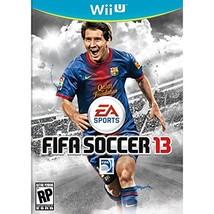 FIFA Soccer 13 - Nintendo Wii U [video game] - $24.17