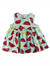First Impressions Baby Girls Watermelon-Print Tunic Dress - $15.00