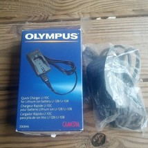 Olympus LI-10C Battery Charger for LI-12B or LI-10B - $14.66