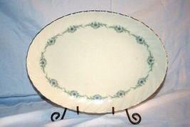 """Lenox 1982 Musette Oval Platter 13 1/2"""" #F-507 - $114.74"""