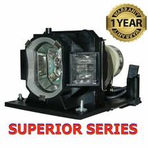 DT--01251 DT01251 E-SERIES Bulb Or Superior Series Lamp For Hitachi Projectors - $17.84+