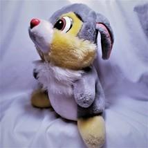 "Disney Store Thumper Plush Vintage Bunny Rabbit 10"" Korea Stuffed Animal - $29.69"