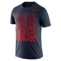 Boston Red Sox Mens Nike Fade Short Sleeve T-Shirt - XL - NWT - $23.14