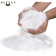 BITFLY 5/10PCS DIY Christmas Wedding party Decoration Fake Winter Super ... - $7.88 CAD