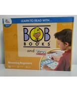 Bob Books and Versa Tiles Reading Ages 3-6 Homeschool Advanced Beginners NEW - $29.99