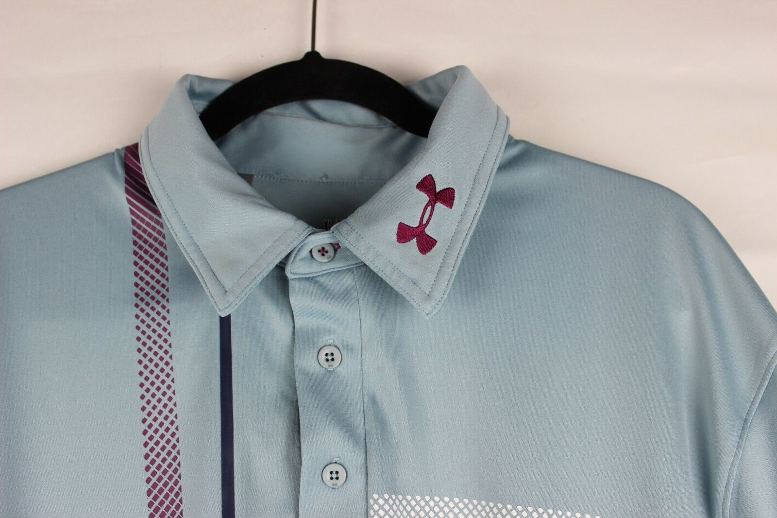 Polo A Manica Corta Uomo Under Armour Threadborne Polo