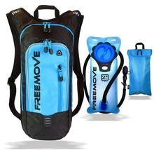 Hydration Pack Backpack Water Bladder Cooler Bag with 2L Adjustable Leak... - $1.363,51 MXN
