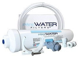 Inline Water Filter Kit for Ice Makers - $50.93