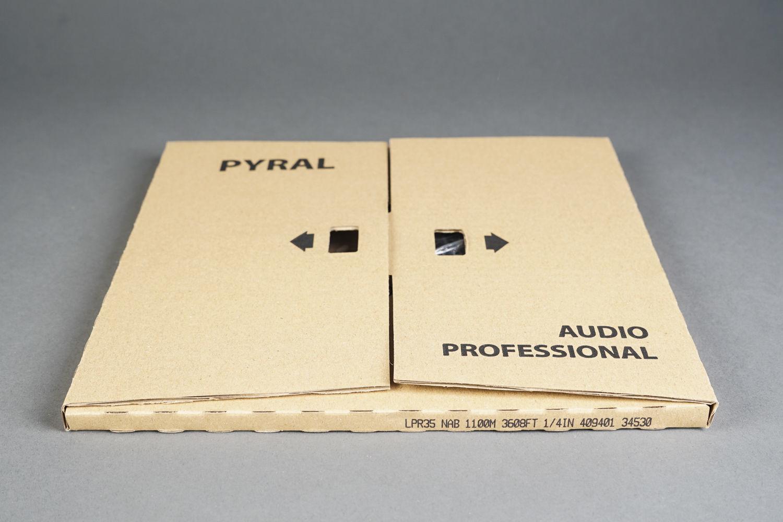 """RTM LPR35 BASF Long Play Reel Tape 1/4"""" 3600ft 1100m 10.5"""" Authorised Dealer"""