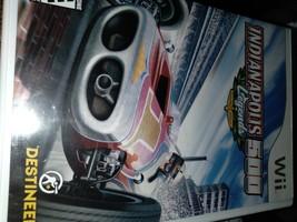 Nintendo Wii Indianapolis 500 Legends image 1