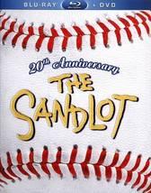 The Sandlot (Blu-ray/DVD, 2013, 2-Disc Set, 20th Anniversary Edition)