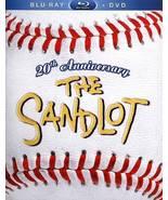 The Sandlot (Blu-ray/DVD, 2013, 2-Disc Set, 20th Anniversary Edition) - $5.95