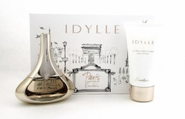 Idylle by Guerlain 1.7 oz.EDP Spray+2.5 oz.Lotion+Bag. 3pc.Gift Set.Bran... - $96.99