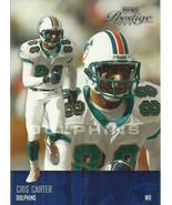 2003 Playoff Prestige #73 Cris Carter  - $0.50
