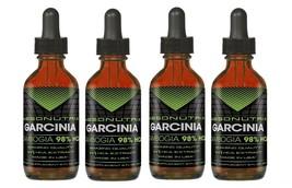 Absonutrix Garcinia Cambogia 98% Hca Gouttes Naturel Supplément 59ml (Lot de 4) - $48.35