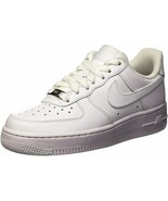 NEW NIKE WOMEN'S AIR FORCE 1 '07 SHOE SIZE 10.5 WHITE (315115 112) - $148.50