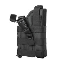 NEW- VISM Ambidextrous MOLLE Adjustable Small-Large Frame Pistol HOLSTER... - $29.65