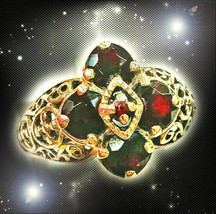 HAUNTED RING ALEXANDRIA'S MAKE THEM DESIRE ME OR DESTROY THEM SECRET OOAK MAGICK - $9,107.77