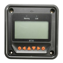 EPEVER MT50 Black Remote Meter LCD Diaplay For Solar Charge Controller R... - $35.18
