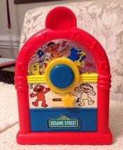 Sesame Street Jukebox by TYCO - No Coins - Plays Music, VINTAGE 1994 - $14.24
