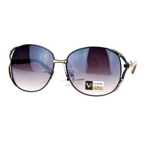 Womens Fashion Round Sunglasses Designer Luxury Classic Shades UV 400 - $9.95