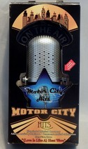 Motor City Hits Christmas Ornament Plays Love Is Like A Heat Wave  - $8.91
