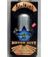 Motor City Hits Christmas Ornament Plays Love Is Like A Heat Wave  - $8.91